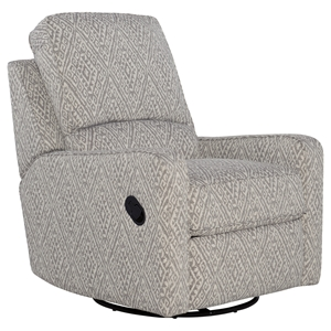 Perth Swivel Glider Recliner - Sweetwater Slate