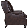 Charles Leather Recliner - Wash Off Chocolate - OHF-2730-10WSHCHC