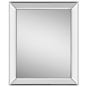London Rectangular Mirror - Beveled Frame