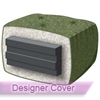 Gold 8'' Full Futon Mattress with Designer Cover