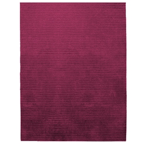 Rectangle Samba Contigo - Fuchsia Rug