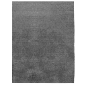 Rectangle Samba Contigo - Silver Rug