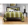 Radiant Flux Washable Modern Bedding Set