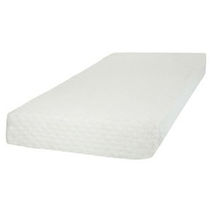 "Somea Basic 8"" Twin Mattress - White"
