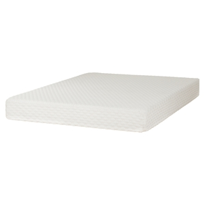 "Somea Basic 8"" Memory Foam Mattress - White"