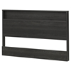 Holland Full/Queen Headboard - Gray Oak - SS-10399