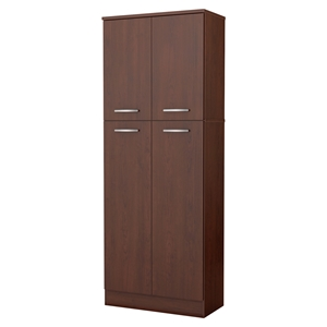 Axess Storage Pantry - Royal Cherry