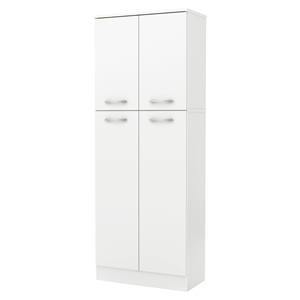Axess Storage Pantry - Pure White