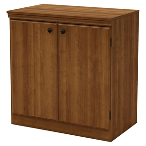 Morgan Storage Cabinet - 2 Doors, Morgan Cherry