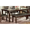 Sao Paulo Rectangular Dining Table - SSC-SU700T