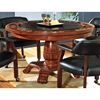 Tournament Game/Dining Table with Black Top