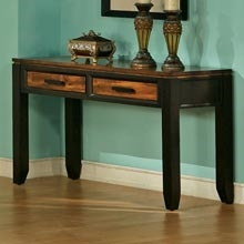 Abaco Two Toned Sofa Table