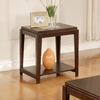 Ice End Table with Square Top - SSC-IE200E