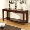 Nelson Sofa Table with Drawer and Shelf - SSC-NE300S