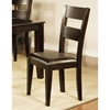 Victoria Side Chair in Mango Finish - SSC-VC400S