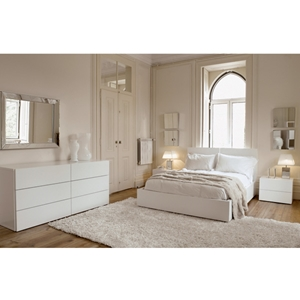 Aurora 5 Piece King Bedroom Set