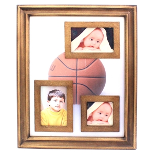 Wood Photo Frame (Set of 4)