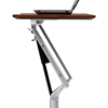 Adjustable Height Laptop Stand - Cherry - UNIQ-X201-CH