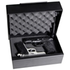 Brute 1394-S-FBLK Pistol Box - 10-Gauge Steel, Pushbutton Lock - VLN-1394-S-FBLK