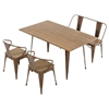 Modrest Ford Dining Table - Cooper - VIG-VGCBT-14004-COP