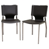 Montclare Leather Modern Dining Chair - WI-ALC-1083-X