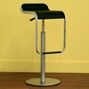 Black Adjustable Height Bar Stool - WI-BS-019-BLACK