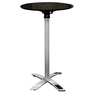 "Yang 44"" High Folding Table"