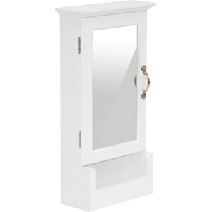 Wessex Key Cabinet - White