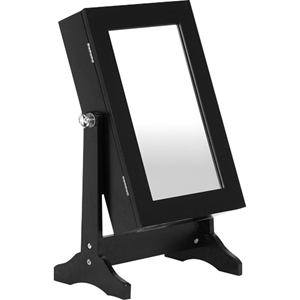 Wessex Tabletop Mirror - Black