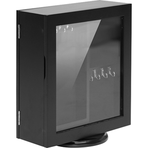 Wessex Jewelry Armoire - Black