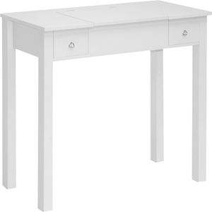 Wessex 2 Drawers Vanity Table - White