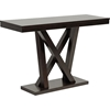 Everdon Rectangular Sofa Table - Dark Brown - WI-SA107-CONSOLE-TABLE