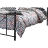 Jessie Metal Bed - Black - WI-TS1011-BLACK-BED