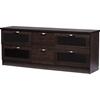 Adelino 4 Gl Doors Tv Cabinet 2