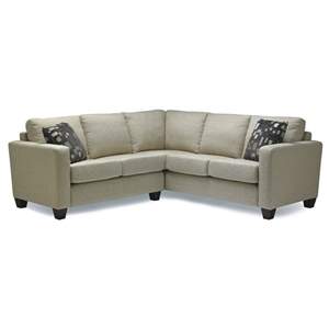 Liam Living Room Corner Sectional