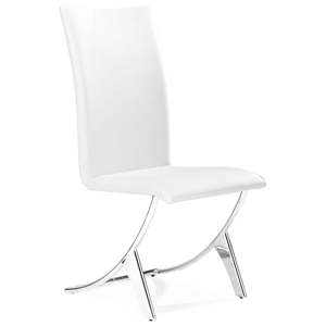 Delfi Dining Chairs in White