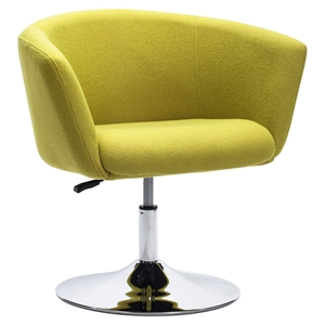 Umea Arm Chair - Pistachio Green