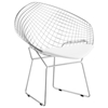 Net Bertoia Style Diamond Chair - ZM-18802X